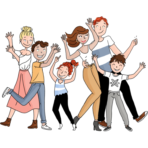 12 famille rejoint app
