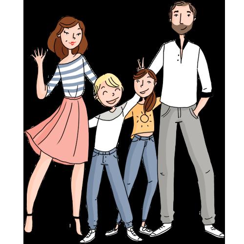 5 creation famille app organisation familiale myfamiliz
