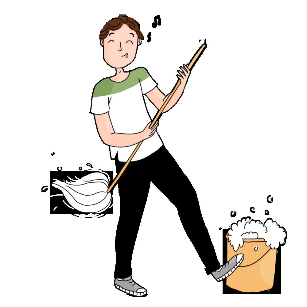 En France, 73 % des femmes affirment faire plus de tâches ménagères que leur conjoint