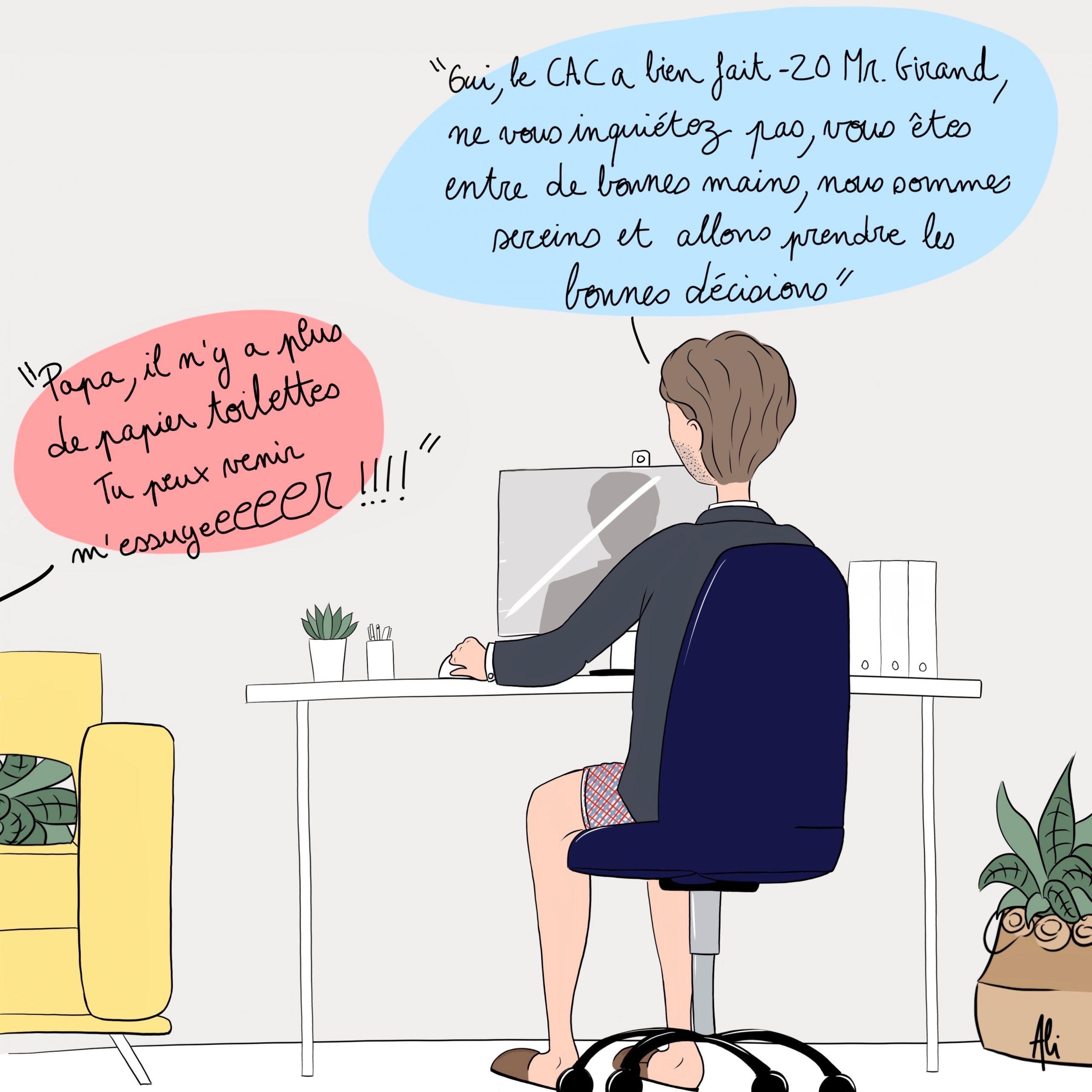 Confinement : «Ma casa va craquer» – IFOP avril 2020