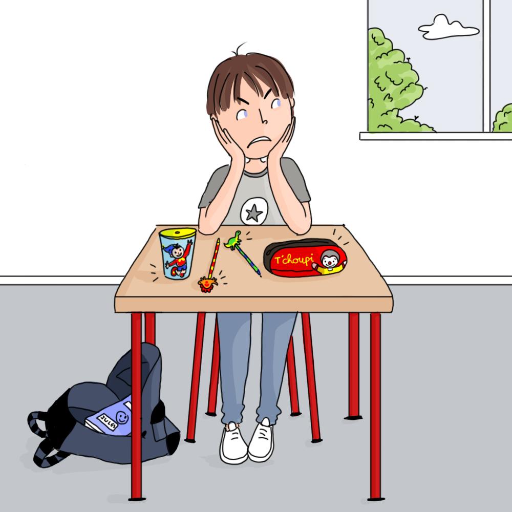 Comment apaiser un enfant stressé ?