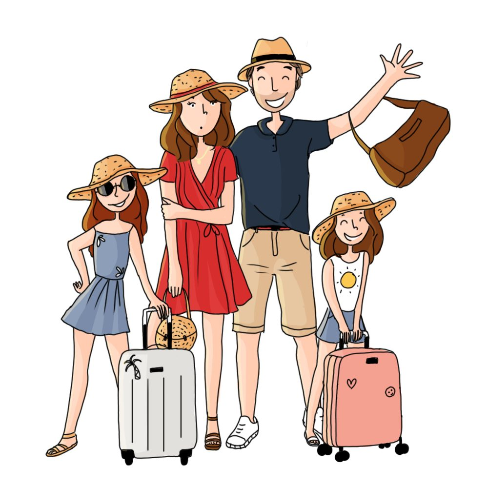 Cerveau en mode OFF et lâcher prise au programme des vacances !