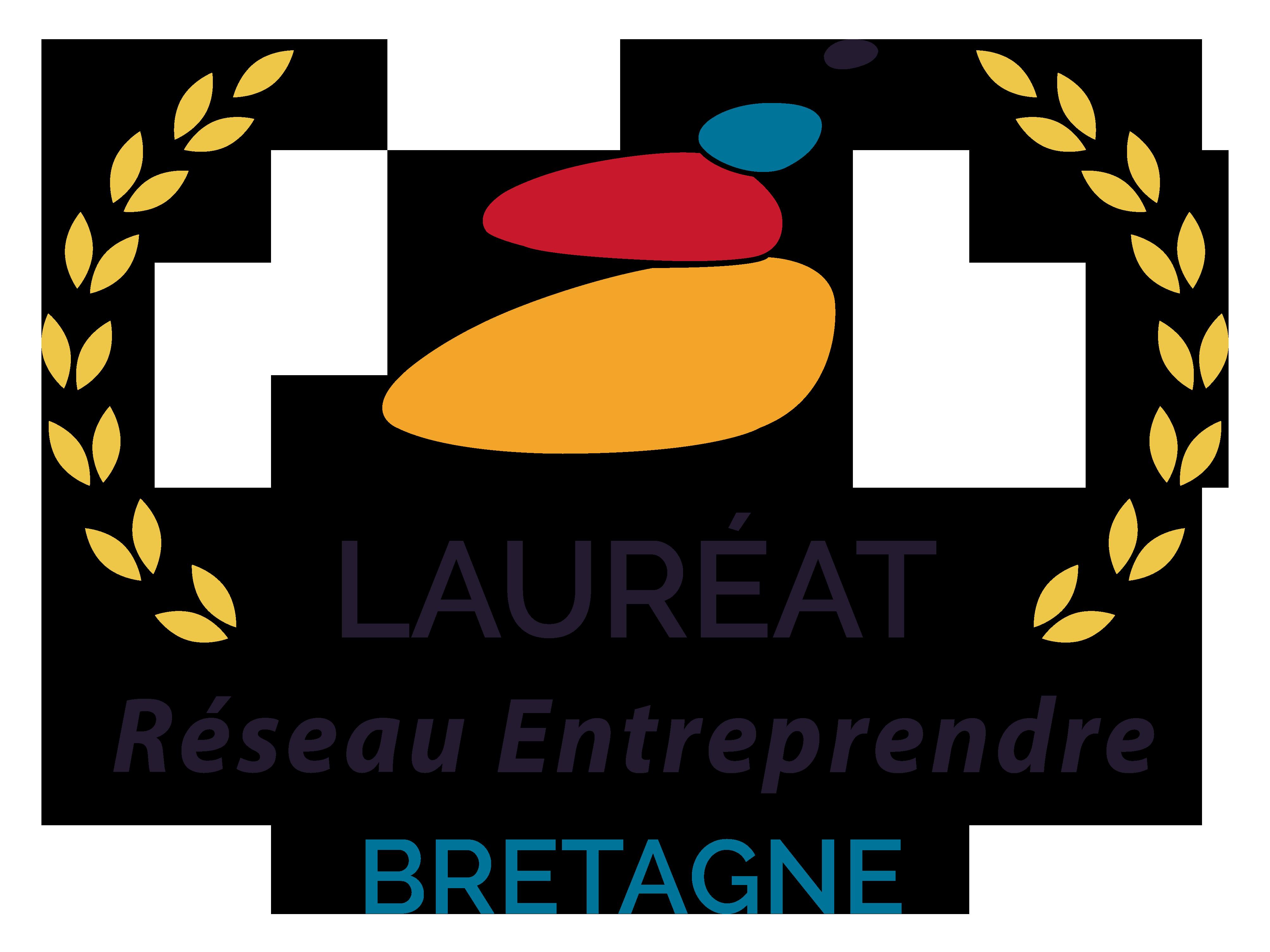 logo lauréat RE Bretagne couleur